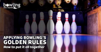 Applying Bowling's Golden Rules