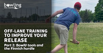 Off-Lane Training to Improve Your Release Part 2 header