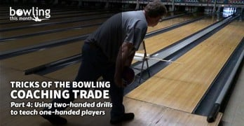 Tricks of the Bowling Coaching Trade - Part 4